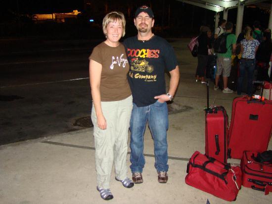 Hotel Riu Tequila: cancun airport