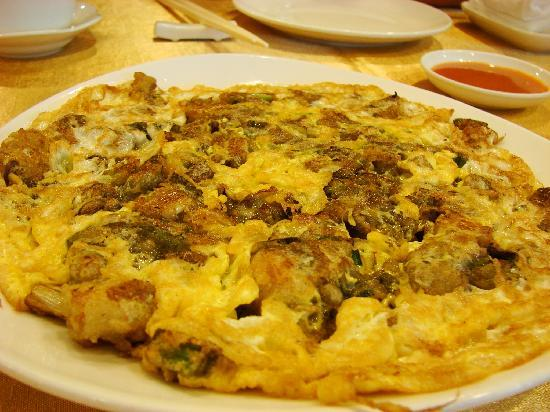 ShinYeh Japanese Buffet - Guancian Restaurant: 欣葉:牡蠣の玉子焼