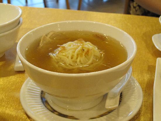 ShinYeh Japanese Buffet - Guancian Restaurant: 欣葉:汁ソバ