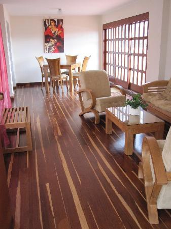Hotel Casa Deco: master suite