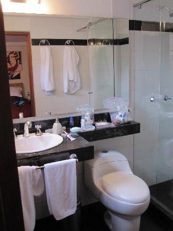 Hotel Casa Deco : bathroom
