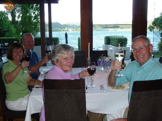 Lodge at 199 : Gourmet Dinner at Lodge 199