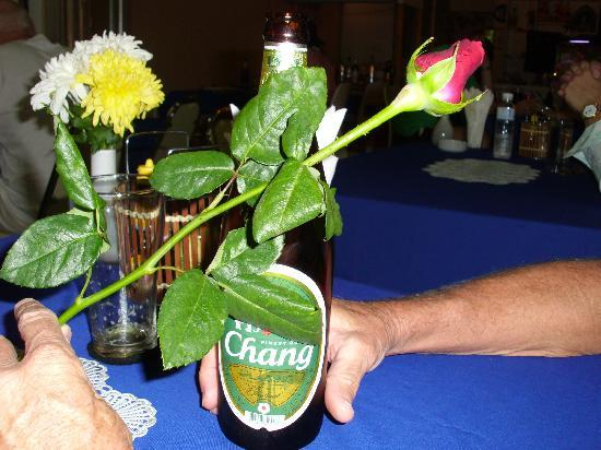Tironui: My Rose and a beer
