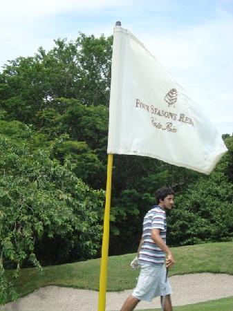 Four Seasons Resort Costa Rica at Peninsula Papagayo: Green