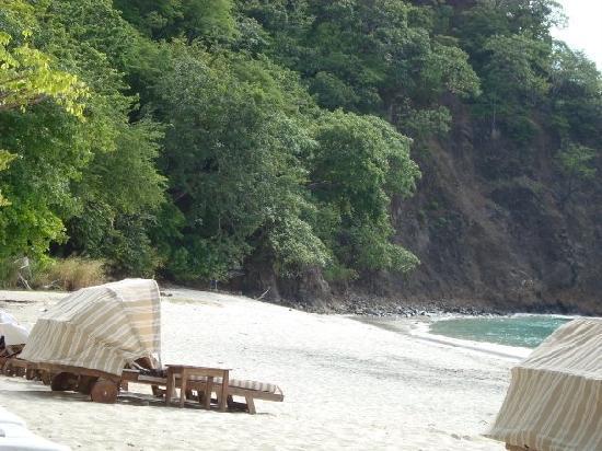 Four Seasons Resort Costa Rica at Peninsula Papagayo: Hotel Beach