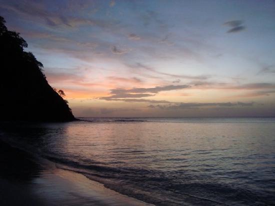 Four Seasons Resort Costa Rica at Peninsula Papagayo: Other hotel beach