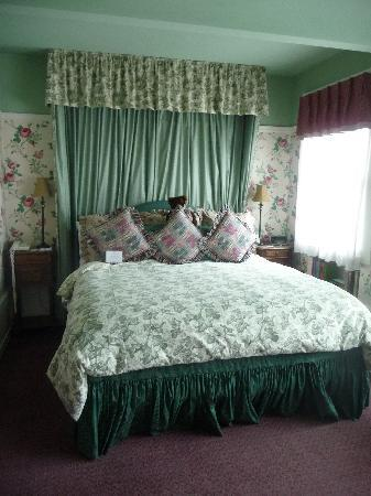 White Swan Inn: room 57