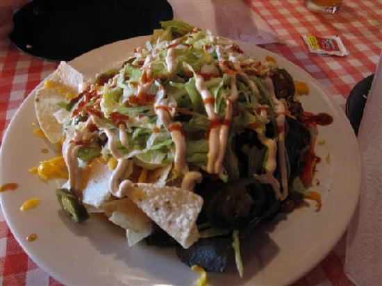 Famous Dave's: Dave's Nachos with brisket: The BEST!