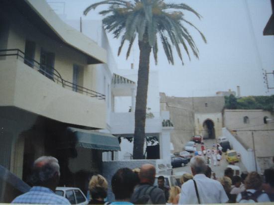Medina of Tangier: la medina