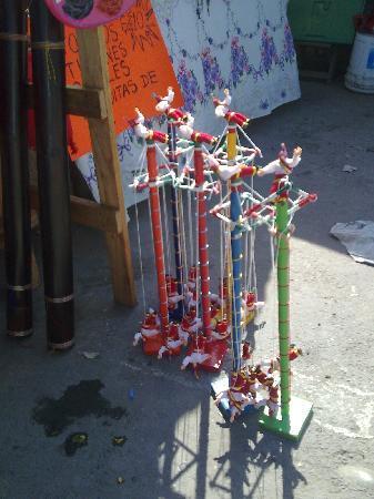 Papantla, Veracruz, Mexico. Artesanías en el Tajin 5