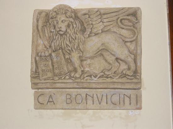Ca' Bonvicini: The symbol of hotel