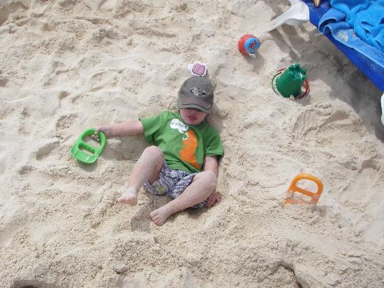 Melia Las Dunas: Viva la playa