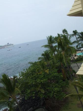 Royal Kona Resort: Balcony View