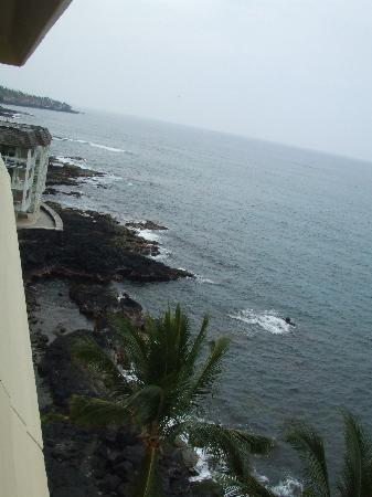 Royal Kona Resort: Another Balcony View
