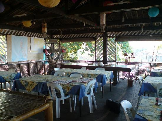 Al Fresco Resort: Dining Area