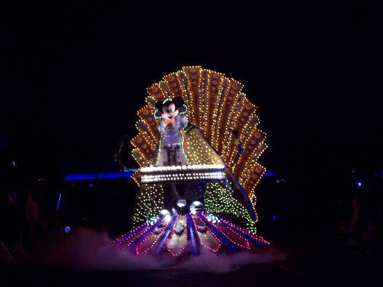 Magic Kingdom: Spectromagic Parade