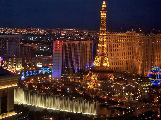Vdara Hotel & Spa: View from room
