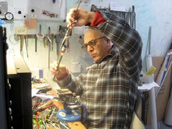 Artigianato d'Arte di Vianello Mauro: Wine Stopper