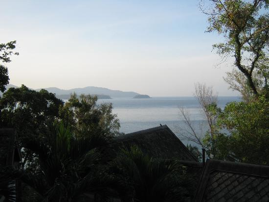 Centara Villas Phuket: view from room