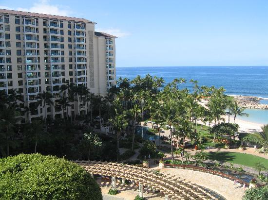 Marriott Ko Olina Beach Club: what a view!