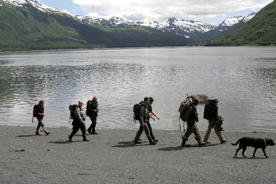 Kodiak Treks: Respecting remote Alaska lands...afoot