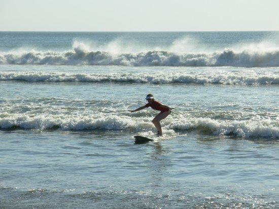 Point Break Surf School: I'm Up!