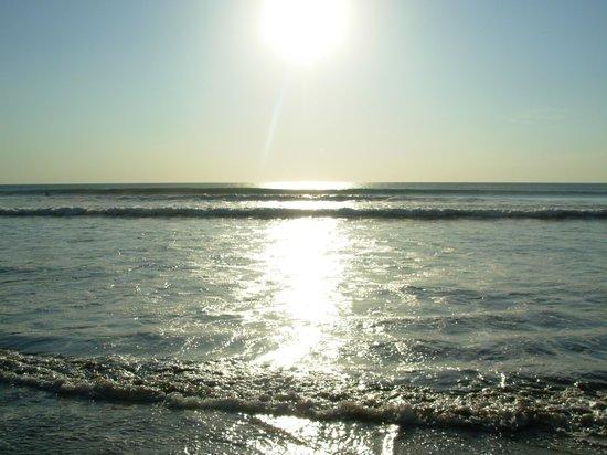Point Break Surf School: Beautiful, Warm Water