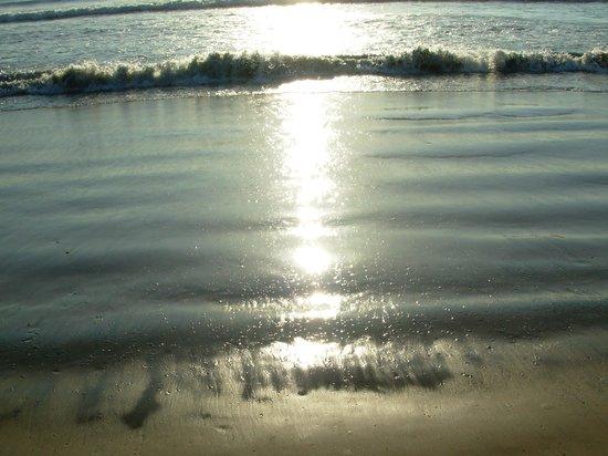 Point Break Surf School: Sun Setting