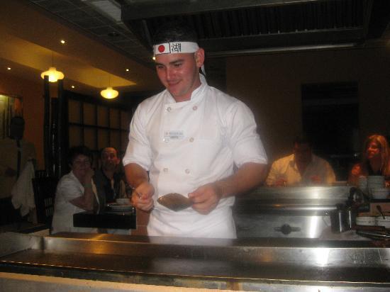 IBEROSTAR Laguna Azul: Japanese restaurant