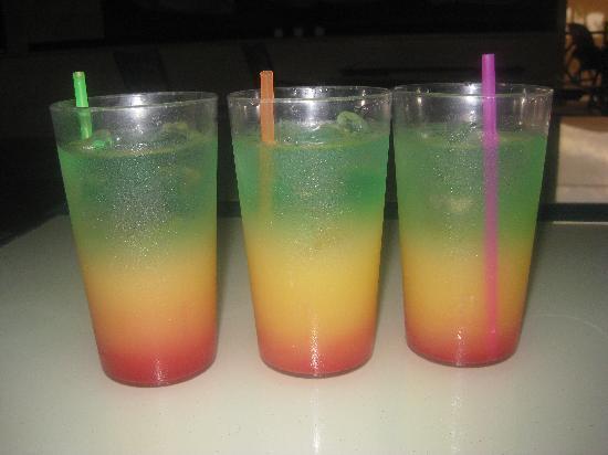 IBEROSTAR Laguna Azul: good drinks!