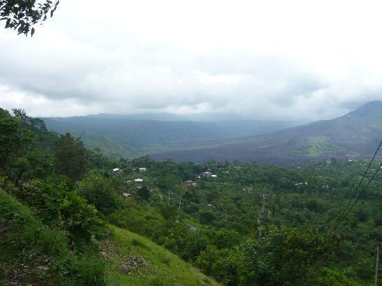 Mount Batur: Cool crisp air and beautiful scenery