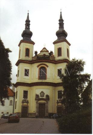 Litomysl, church