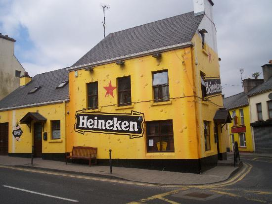 Bonner S Corner Bar Picture Of Ballybofey County