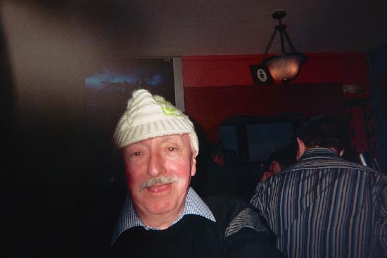 Ballybofey, Irland: James @ Bonner's corner bar