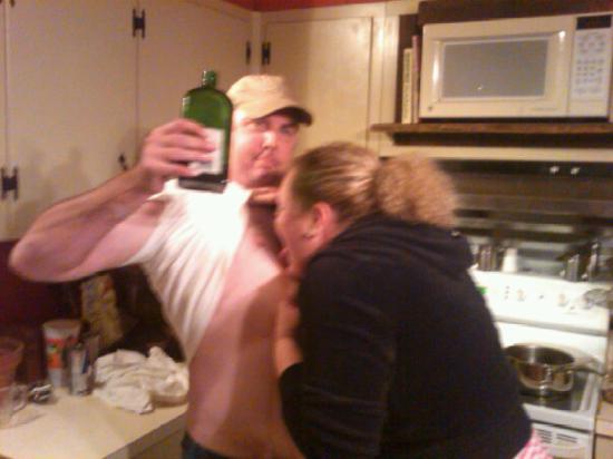 Dawson, GA: Jager Nipples