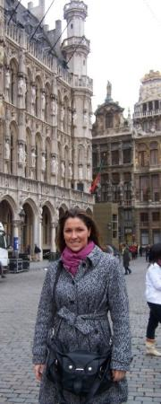 Grand-Place: In Brussels looking for chocolate