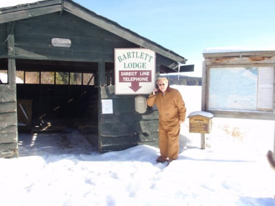 Algonquin Provincial Park, Canada: No one answering