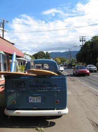 Bilde fra Haleiwa
