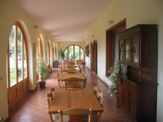 Gaggiano, Italien: sala ristorante