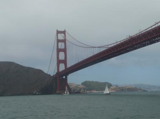 Golden Gate: San Francisco, Californie, États-Unis