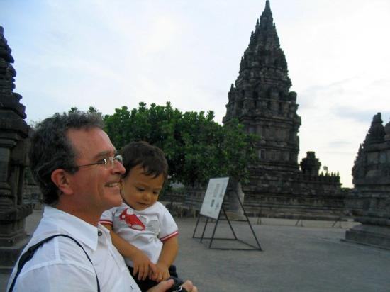 Prambanan-templene: Prambanan, Yogyakarta, October 2009