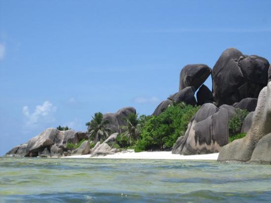 La Digue Island-billede