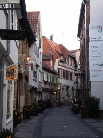 Heidelberg, Tyskland: Stuttgart visit.