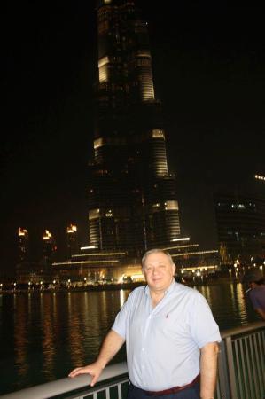 Burj Khalifa: Tallest Building In World