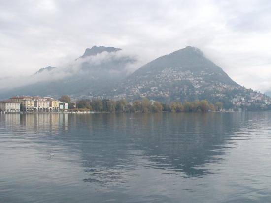 Lugano, Sveits: Lucerne Switzerland
