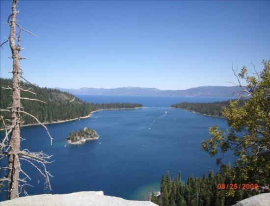 Lake Tahoe Adventures & Nevada Adventure Company: Crystal Clear