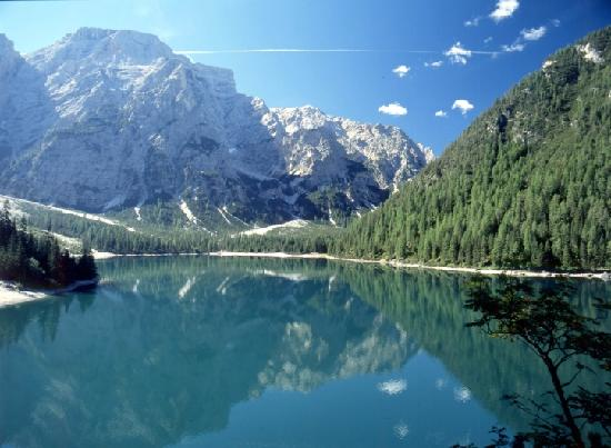 Lago di Braies / Pragser Wildsee 1