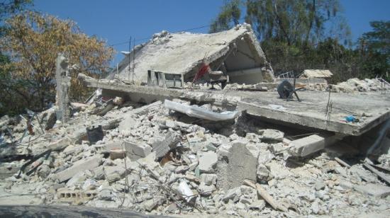 Bilde fra Port-au-Prince