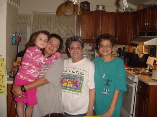Manassas, VA: jamie me mom and judy