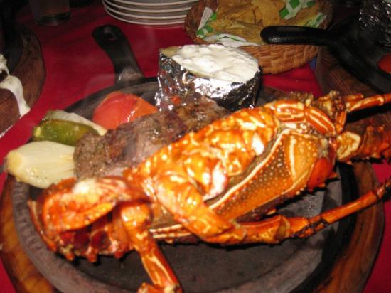 Zihuatanejo, Mexico: Lobster!!!!!!!!!!!!!!!!!